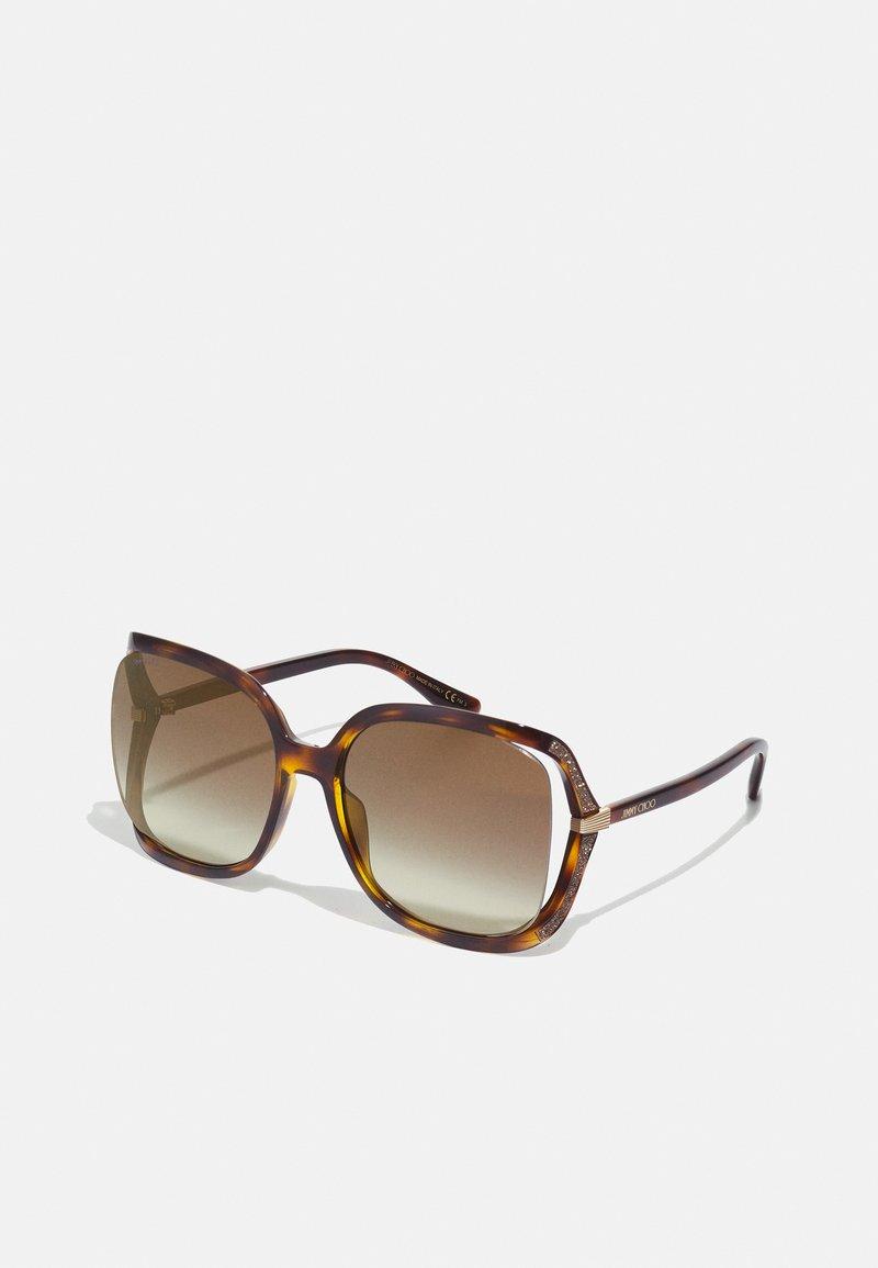Jimmy Choo - TILDA - Sunglasses - dark havana