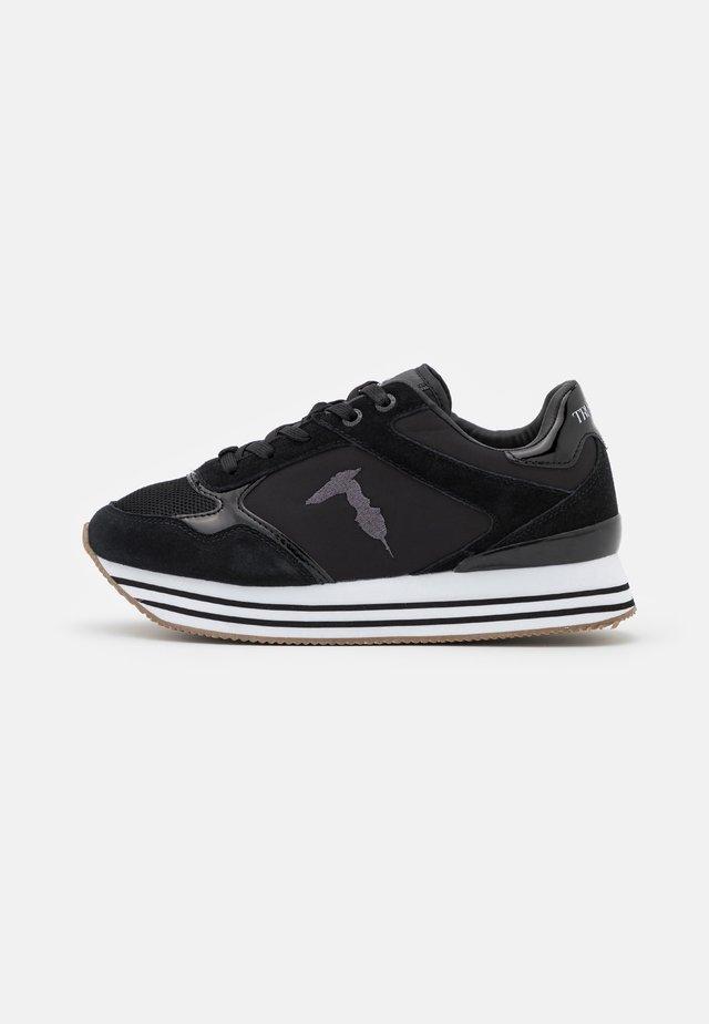 CELTIK MIX - Sneakers laag - gunmetal