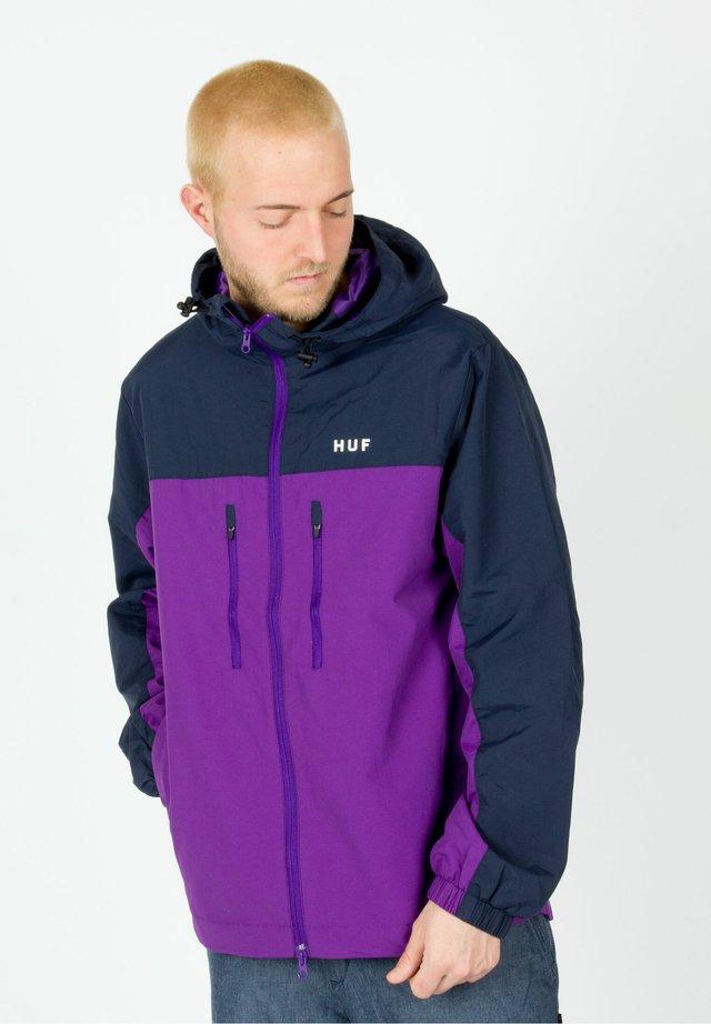 Giacca outdoor - navy blazer