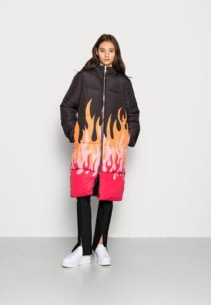 FIRESTARTER PUFFER - Winter coat - black