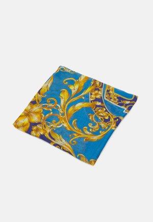 PRINTED KEFIAH - Scarf - blue
