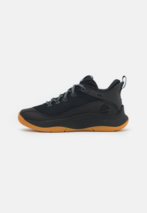 GS 3Z5 UNISEX - Basketball shoes - black