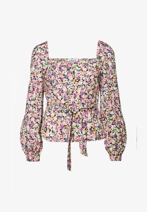 EDDA BLOUSE - Blouse - multi-coloured