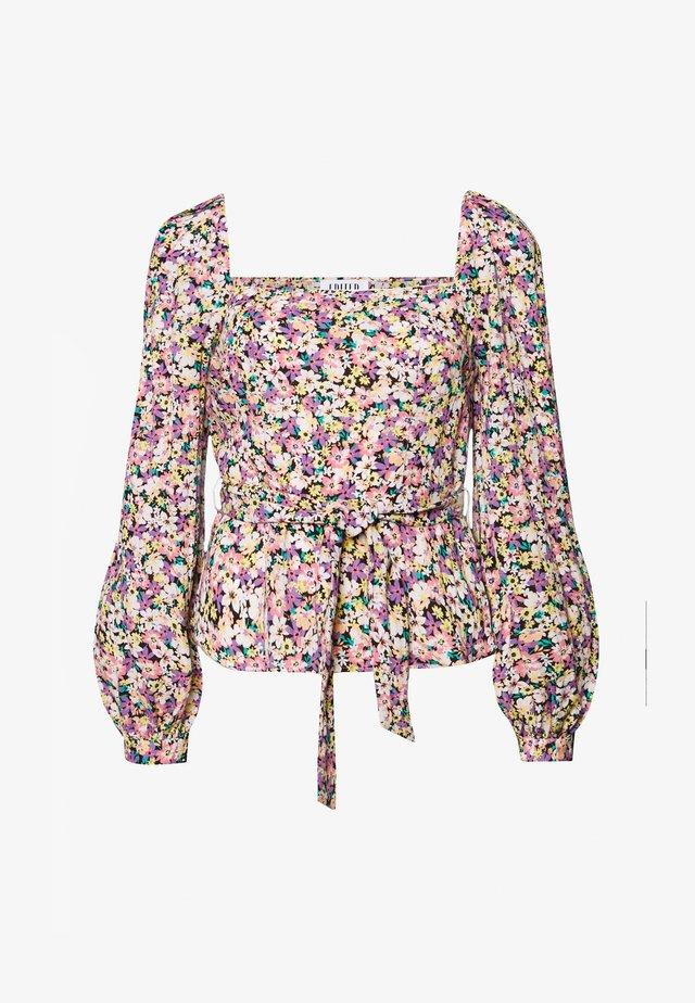 EDDA BLOUSE - Blouse - multi-coloured