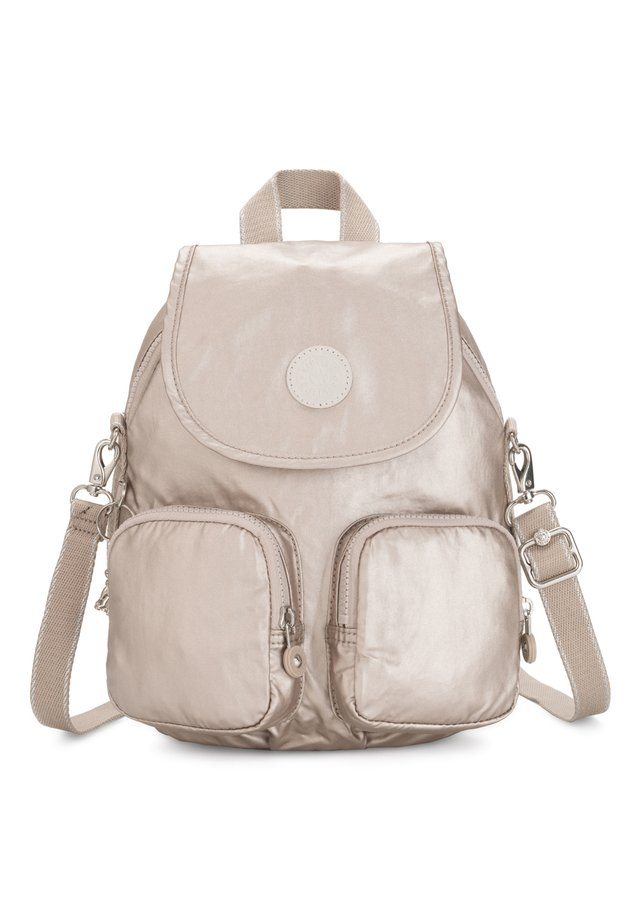 BASIC PLUS CITY RUCKSACK 28 CM - Mochila - metallic glow
