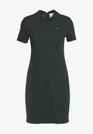 Shift dress - sinople