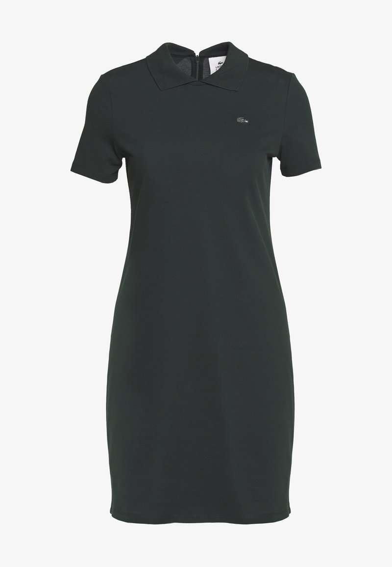 Lacoste LIVE - Sukienka etui - sinople