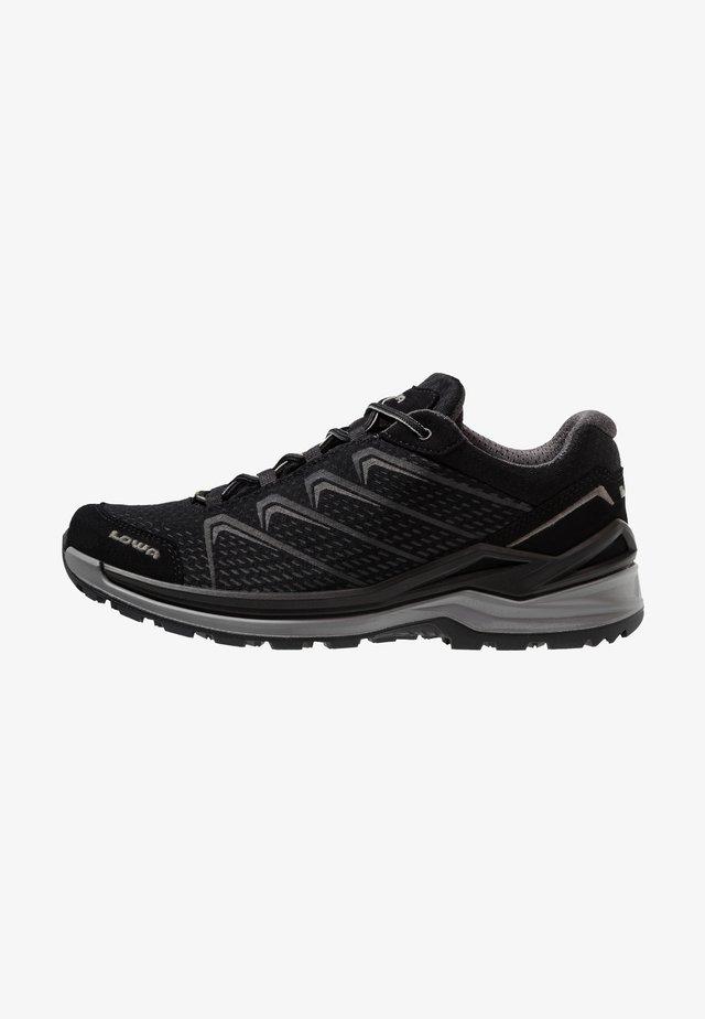 FERROX PRO GTX LO - Hiking shoes - schwarz/hellgrau