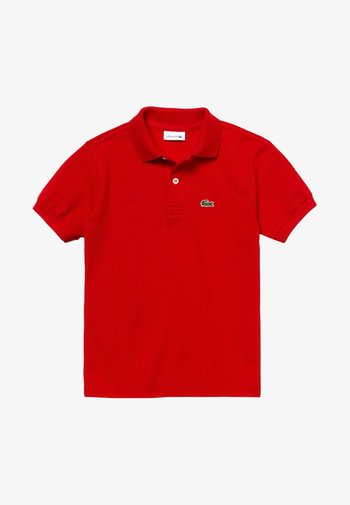 Polo shirt - rouge