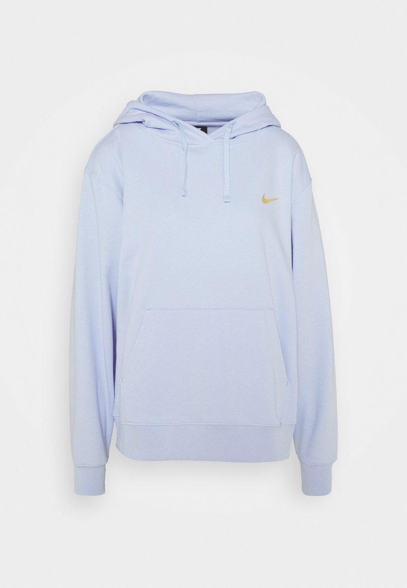 Nike Sportswear - HOODIE - Hoodie - hydrogen blue/psychic blue