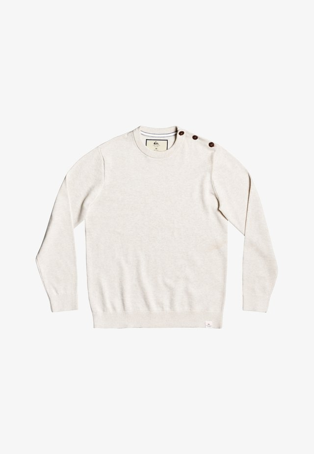 NEW MARIN - Jumper - parchment heather