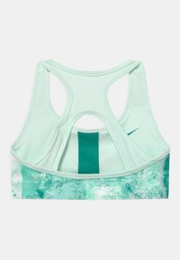 Nike Performance - Sports bra - barely green/neptune green - 1