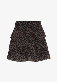 Name it - NKFLUCKY SKIRT - A-linjekjol - toasted coconut - 3