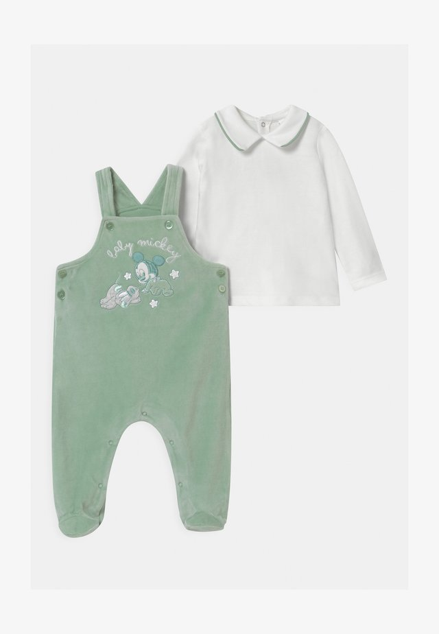 SET  - Dungarees - harbor gray