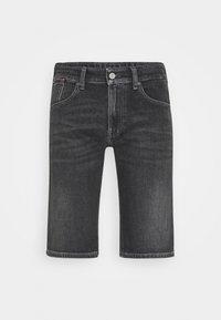 Tommy Jeans - RONNIE - Denim shorts - barton black comfort - 3