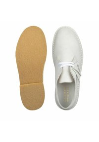 Clarks Originals - Veterboots - white/white - 3