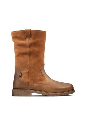 ASTROL RISE  - Winter boots - cognac