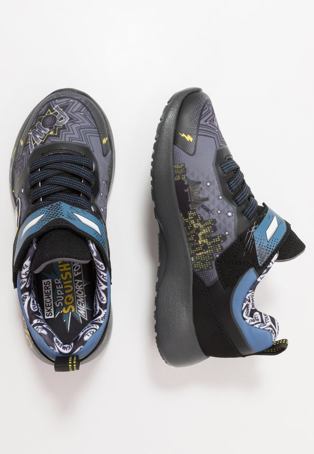 DYNAMIGHT - Zapatillas - charcoal/black/yellow