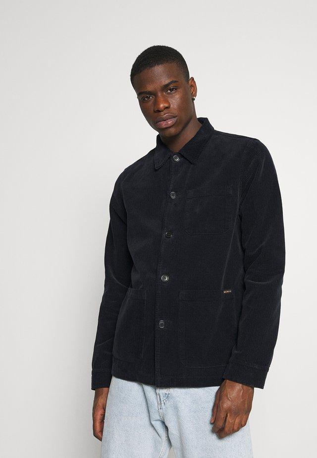 BARNEY - Camisa - navy