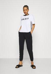 DKNY Intimates - CASUAL FRIDAY - Bas de pyjama - black - 1