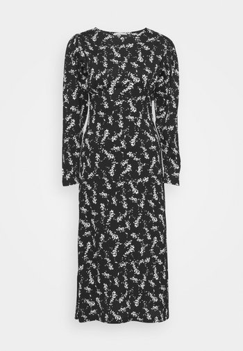 Kjole - black/white