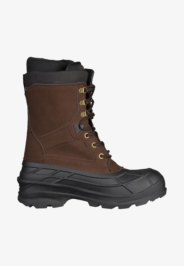 Hiking shoes - dunkelbraun