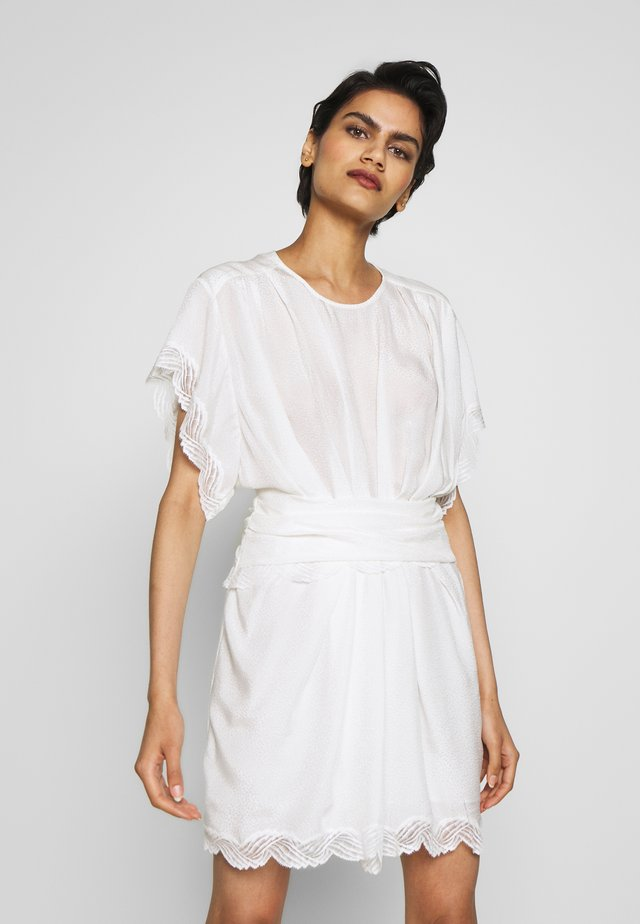 THRAEL - Cocktail dress / Party dress - white