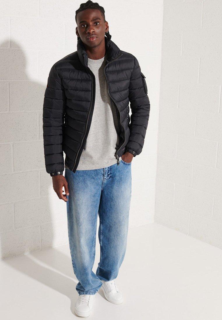 Superdry - FUJI  - Winter jacket - black