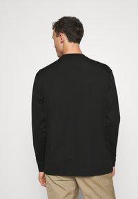 Lacoste - Bluzka z długim rękawem - noir - 2