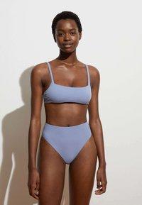 OYSHO - Bikini bottoms - blue - 1