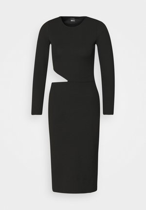 MEYA CUTOUT DRESS - Kjole - black