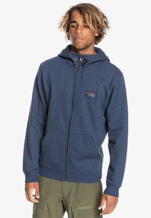 Zip-up sweatshirt - insignia blue