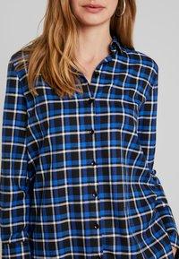 Taifun - Button-down blouse - cobalt blue - 6