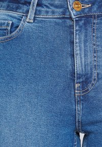 PIECES Tall - PCMACY KNICKERS BOX - Jeans Skinny Fit - medium blue denim - 2