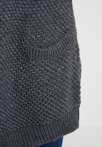 Twintip Plus - Strikjakke /Cardigans - dark grey - 5