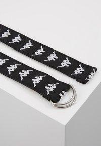 Kappa - FACE - Belt - caviar - 2