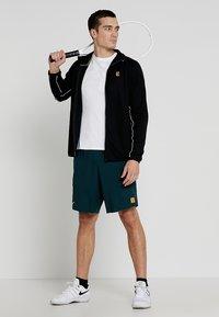 Nike Performance - JACKET - Training jacket - black/white - 1