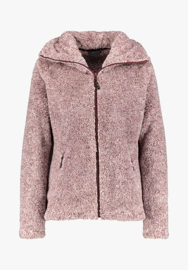 Fleece jacket - violett