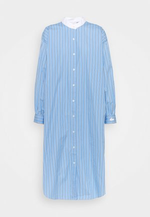 Shirt dress - nattier blue