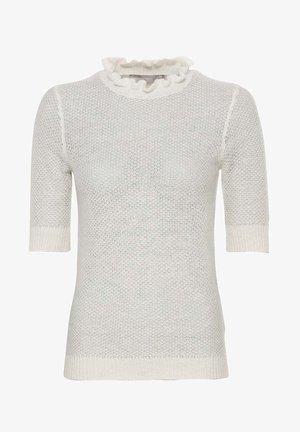 Sweatshirt - crème