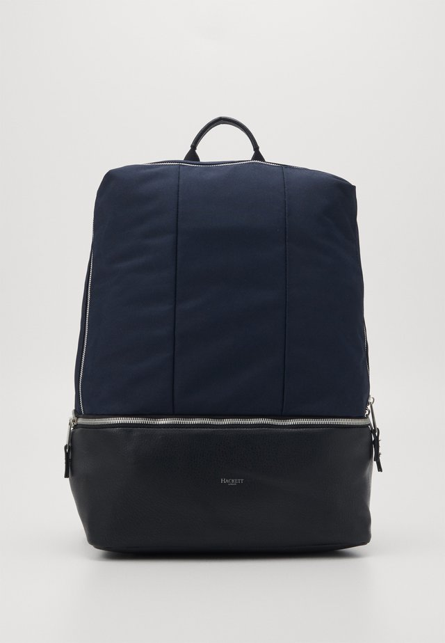 BACKPACK - Tagesrucksack - navy/black