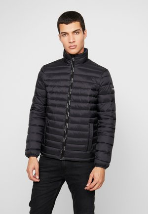 REVERSIBLE JACKET - Light jacket - black