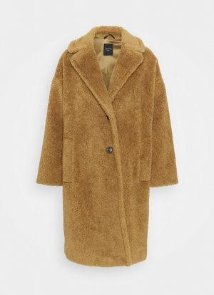 PALATO - Classic coat - kamel