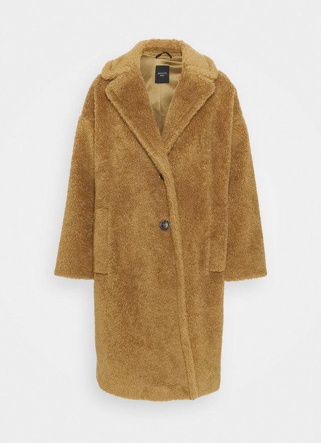 PALATO - Wollmantel/klassischer Mantel - kamel