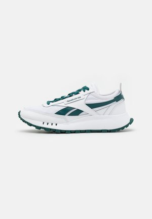 LEGACY UNISEX - Trainers - footwear white/midnight pine