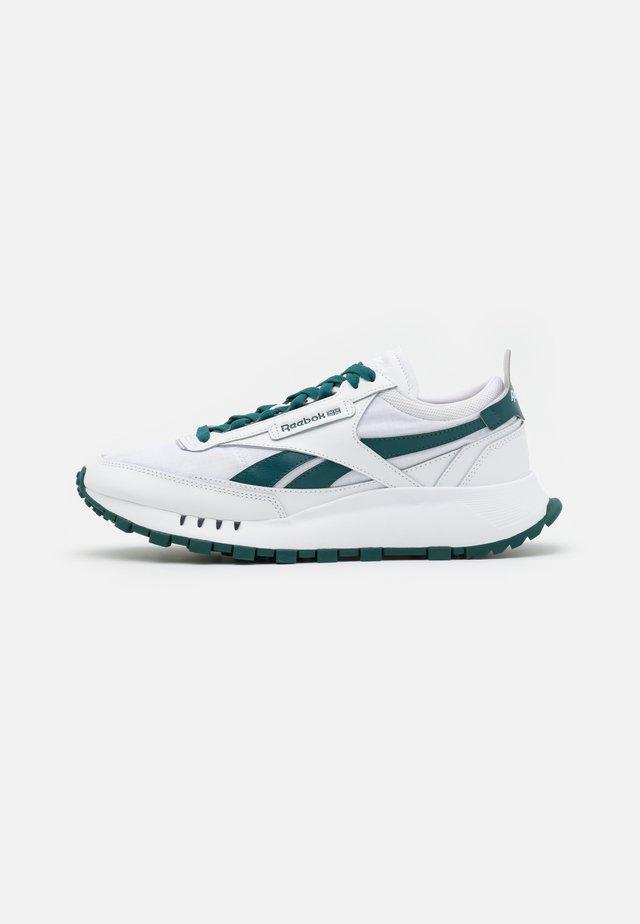 LEGACY UNISEX - Tenisky - footwear white/midnight pine
