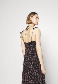 Bruuns Bazaar - ALCEA ALLY DRESS - Maxi dress - black - 4