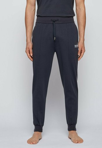 CUFFED - Pantalon de survêtement - dark blue