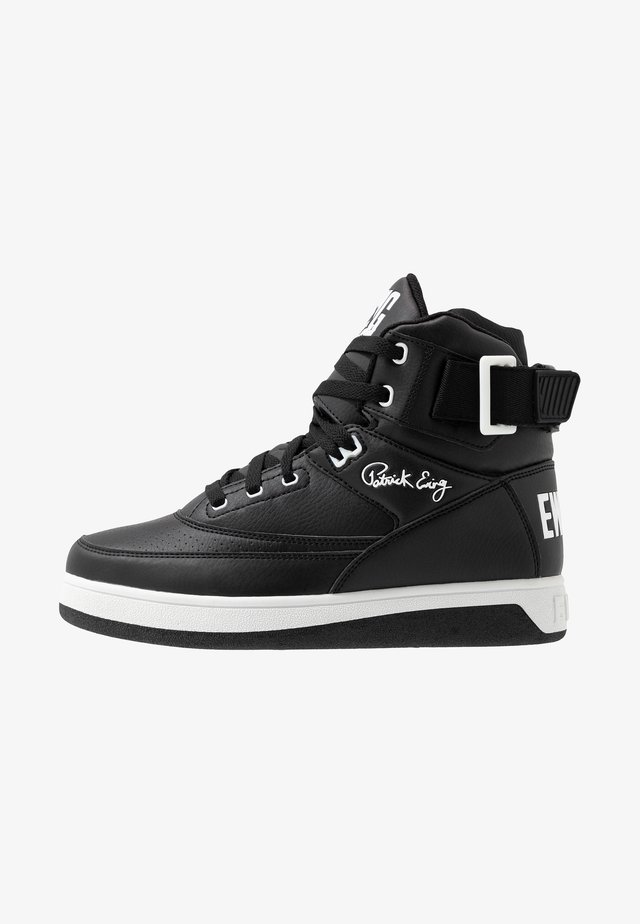 33 HI - Sneakers hoog - black/white
