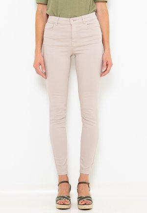 PANTALON  - Jeans Skinny - beige